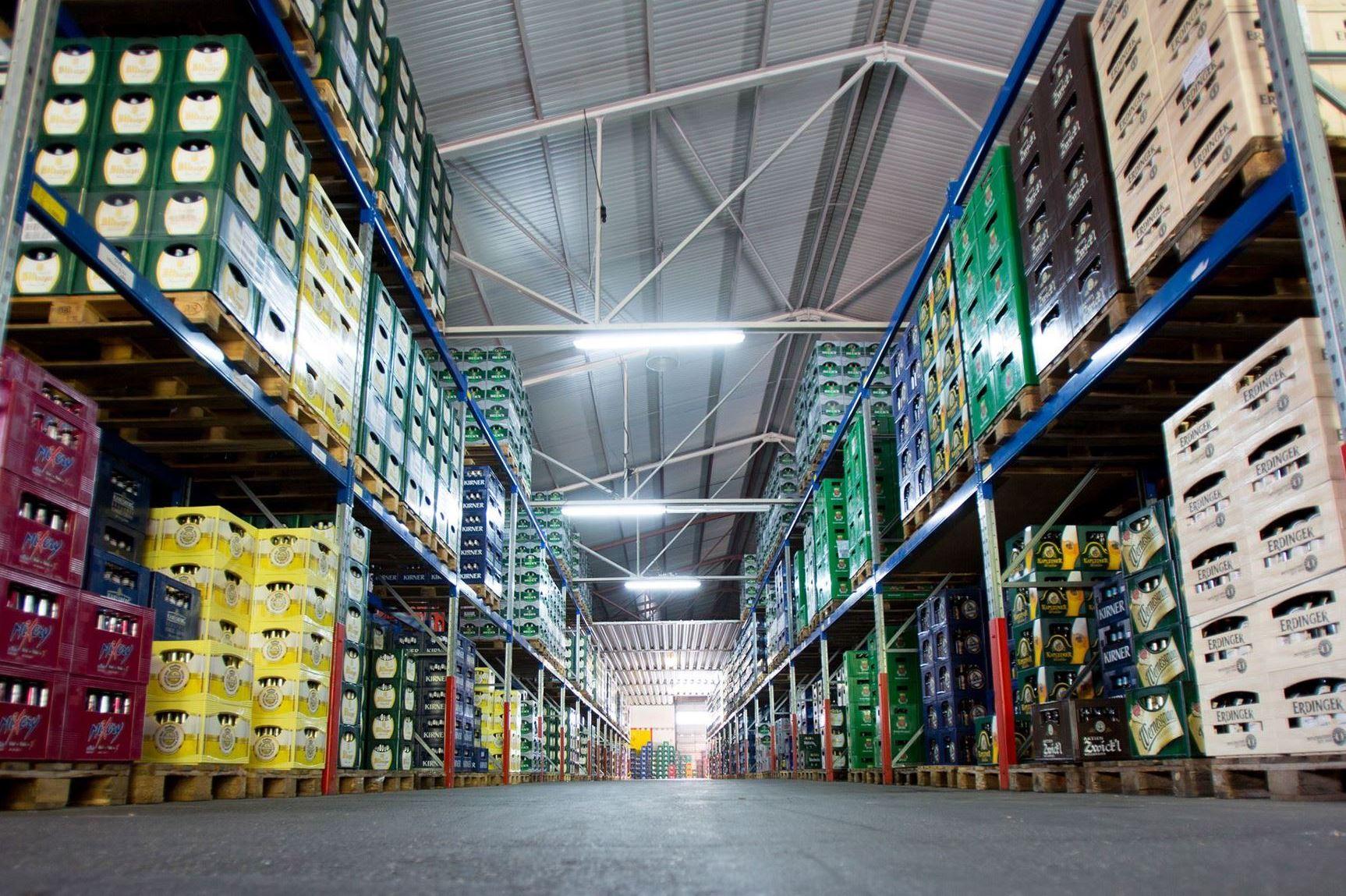 Getränkemärkte und Zeltverleih — Donsbach Weirauch